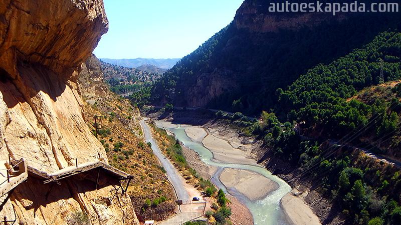 """""""Maroko 2011"""" - Hiszpania, El Chorro"""