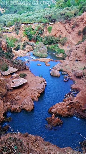 """Maroko 2011"" - Maroko, Ouzoud"