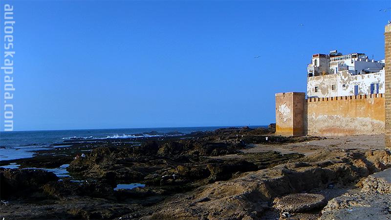 """""""Maroko 2011"""" - Maroko, Essaouira Port"""