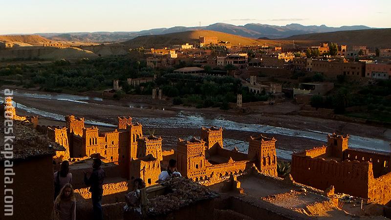 """""""Maroko 2011"""" - Maroko, Ait Ben Haddou"""