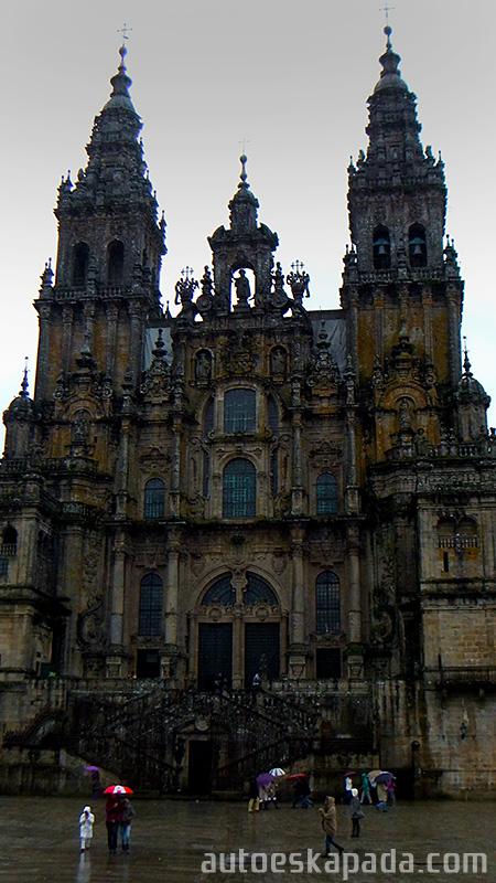 """Maroko 2011"" - Hiszpania, Santiago De Compostela"