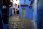 """Maroko 2011"" - Maroko, Chefchaouen"