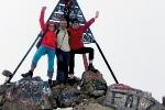 """Maroko 2011"" - Maroko, Jebel Toubkal"